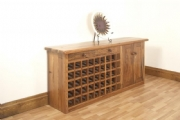 45 Bottle Server Wine Rack