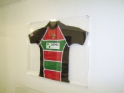 Rugby Shirt Display Case