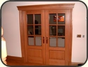 Custom Door Manufacture