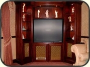 Bespoke Audio Visual Entertainment Furniture