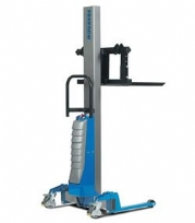 Freedom Electric Stacker Bespoke Lift Solutions Freedom Lift