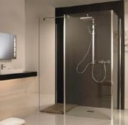 'The Barcelona ' In Shower in 8mm Glass