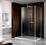 'The Geneva' Walk In Shower Enclosure in 8mm Glass