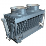 Absorption chiller cooling