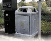 Bins for Parks and Gardens