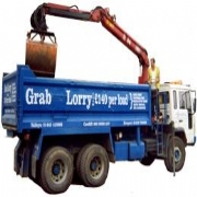 26 Ton Grab Lorry Cardiff & South Wales