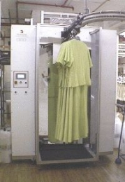 Automatic Garment Bagging Machine