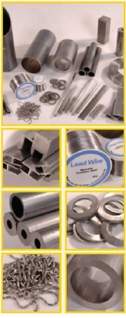 Lead Beaded Wire