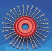 Wire Brushes - Stringer Bead Wire Brushes