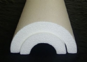 Polystyrene Pipe Section