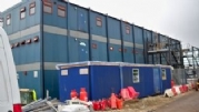 Multi Storey Temporary Offices