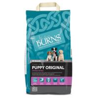 Burns Puppy Original - Chicken & Rice