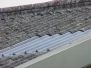 Asbestos Removal In cement roofing sheets