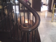 Curved staircase manufacturer Scotland