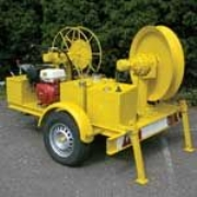 500kgs to 10 tonne Capacity Trailer Winches