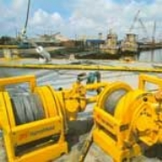 4 / 6 and 8 Point Mooring Systems for Sale and Hire