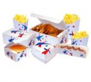 Custom Printed Chicken Boxes