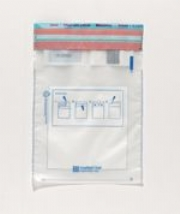 Tamper Proof Clear Security Bags