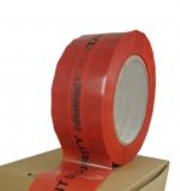 Bespoke Printed Tamper Evident Security Tape