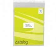 Clear A4 Polythene Mailing Envelopes - 225 x 315mm + Lip - Box of 1000