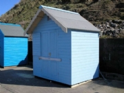 Beach Huts Made to Order, Holt, Norfolk