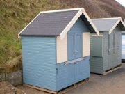 Quality Beach Huts Design, Build and Installation