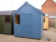 Beach Huts Designed and Built to Customer Specification