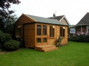 Garden Offices Made to Order, Holt, Norfolk, East Anglia