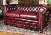 Chesterfield Two-Seater Sofa