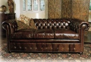 Chesterfield Three-Seater Sofa