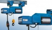 Manual and Electric Chain Hoists