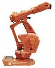 IRB 6660 Robot for pre machining