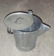 Heatable buckets