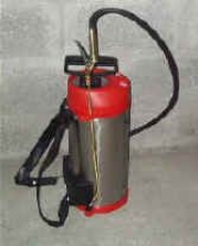 aggressive material backpack sprayers