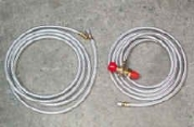 armoured gas hose