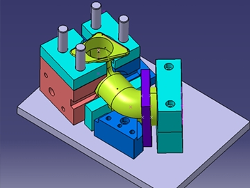 CAD-CAM Design and manufacture