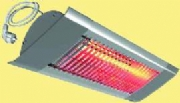 Infrared heater IH - Operation and economy