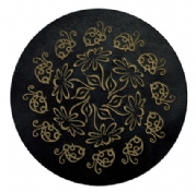 Ladybird Hand Crafted Quality Leather Coasters