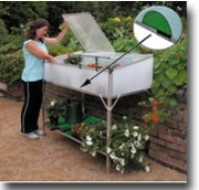 Cold Frame And Stand