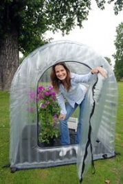 Inflatable Portable Greenhouses