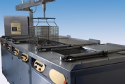 Automatic Multistage Ultrasonic Cleaning Tanks