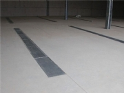 Driveover Level Floor Ventilation Lateral