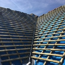 Pitched Roof Refurbishments