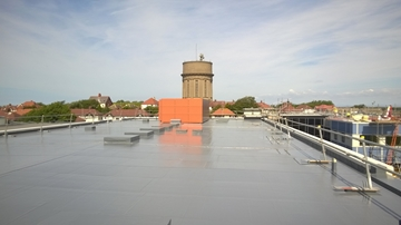 Seamless Roofing Membranes