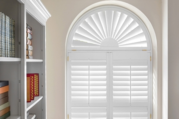 Shutter Styles - Special Shapes Shutters