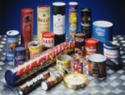 High Volume Cardboard Tube Labelling Solutions