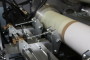 Efficient labelled tube cutting solutions