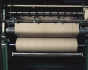 Finished carboard roll separation solutions