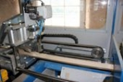 Top quality cardboard core edge protection machinery