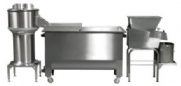 Chip Shop Range of stainless steel products